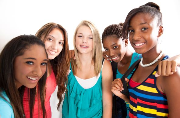 """Girls Are Phenomenal"" Leadership Program for Middle School Girls"